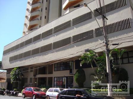 Apartamento  residencial para venda e locação, Centro, Uberaba.