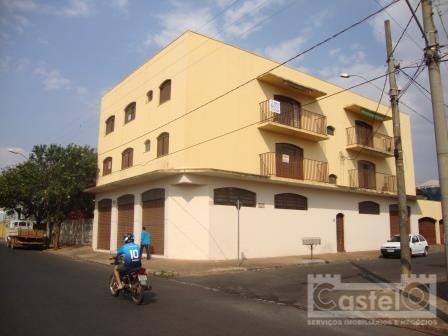 Apartamento  residencial para locação, Jardim América, Uberaba.