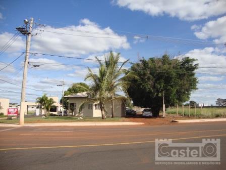 Terreno  comercial à venda, Residencial Mário de Almeida Franco, Uberaba.