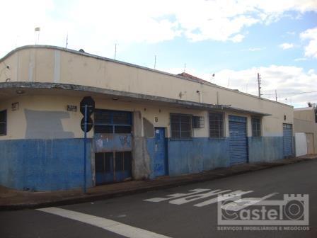 Galpão  comercial à venda, São Benedito, Uberaba.