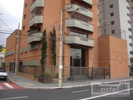 Apartamento residencial para venda e locação, Centro, Uberaba - AP0147.