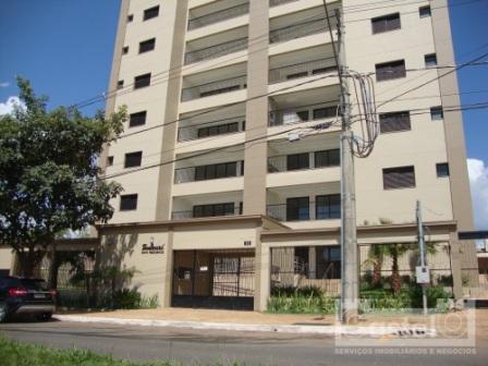 Apartamento  residencial para locação, Jardim do Lago, Uberaba.