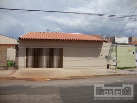 Casa residencial para locação, Jardim Esplanada, Uberaba.