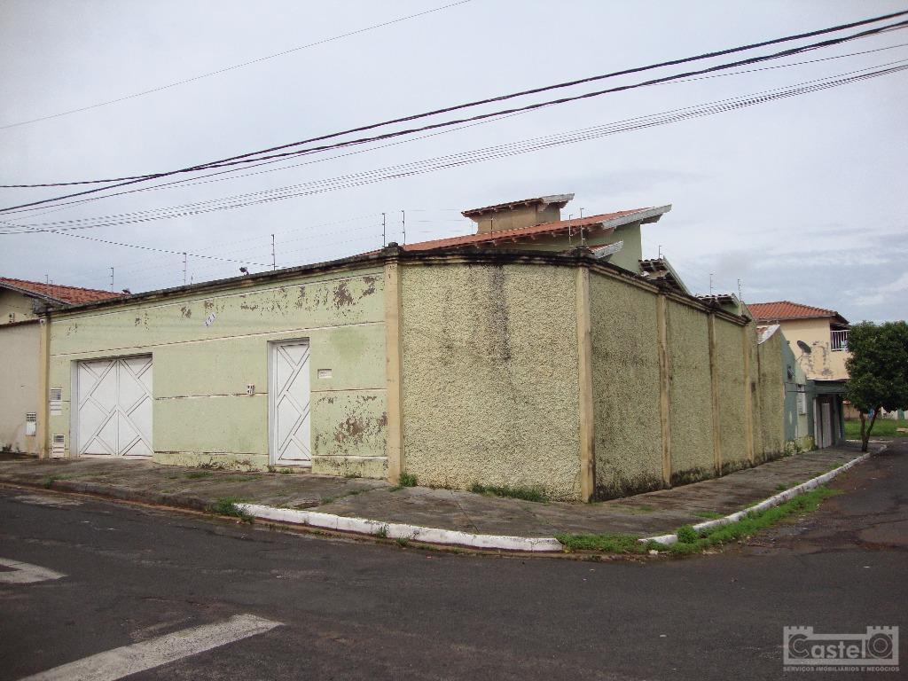 Casa residencial à venda, Antônia Cândida I, Uberaba.