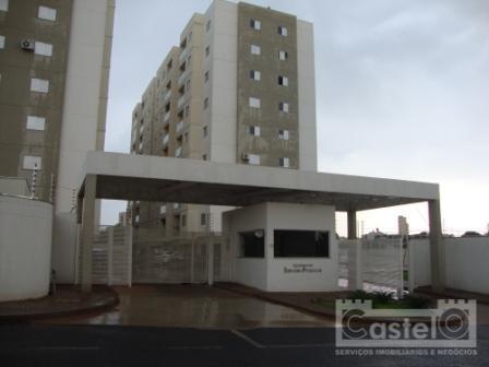 Apartamento residencial para venda e locação, São Benedito, Uberaba - AP0168.