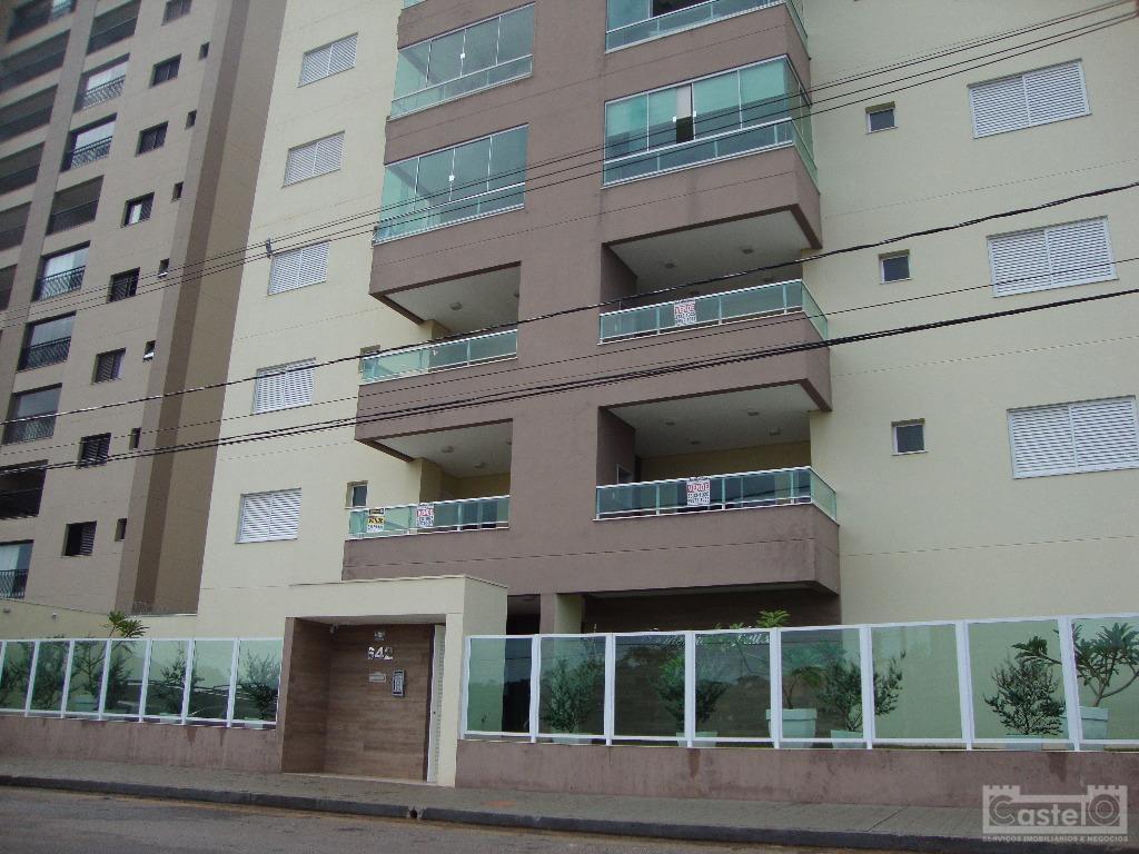 Apartamento residencial à venda, Jardim do Lago, Uberaba.