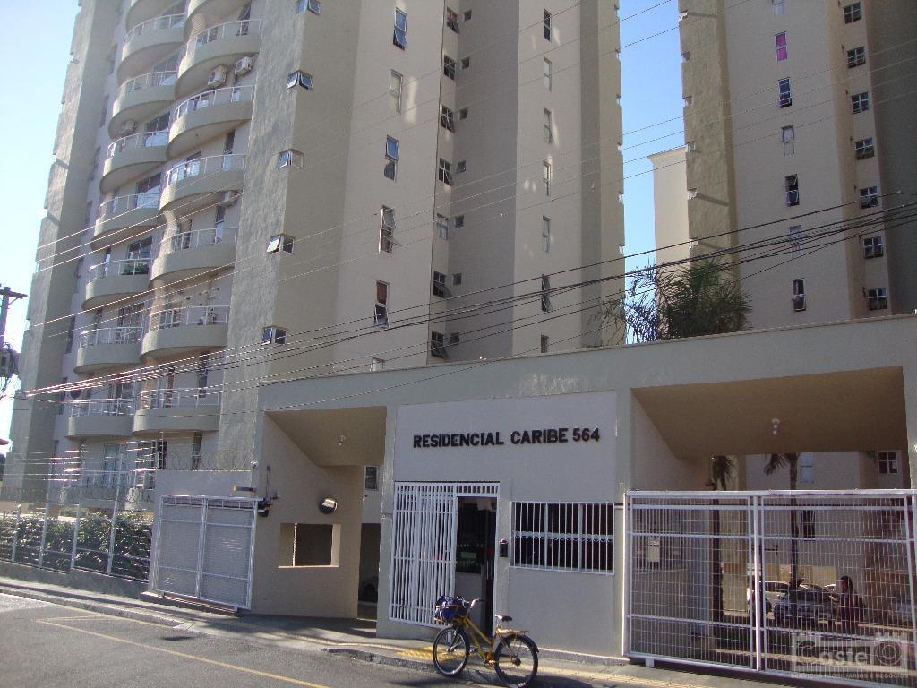 Apartamento residencial para venda e locação, Mercês, Uberaba.