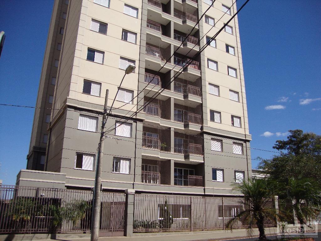 Apartamento residencial para locação, Mercês, Uberaba.