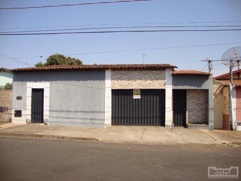 Casa residencial para venda e locação, Boa Vista, Uberaba.