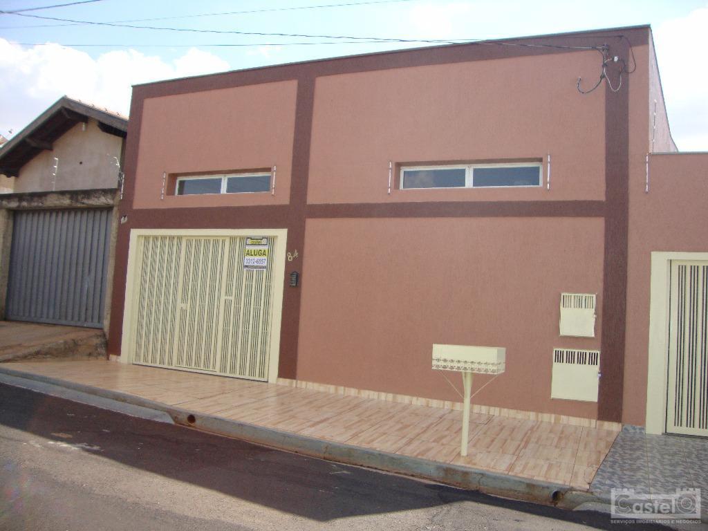 Casa residencial para locação, Parque das Gameleiras, Uberaba.