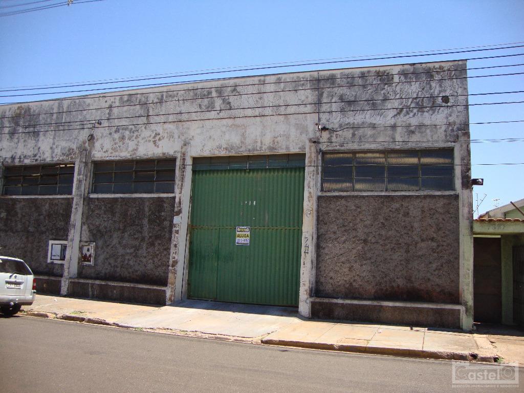 Galpão comercial para locação, Jardim Induberaba, Uberaba.