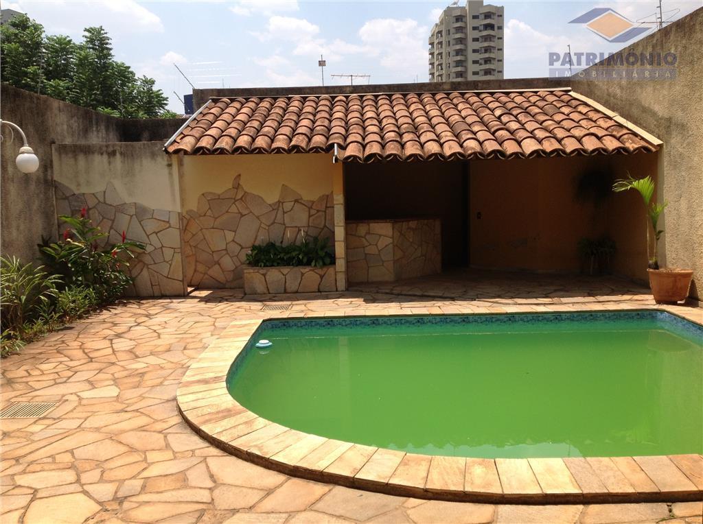 Casa residencial para venda e locação, Mercês, Uberaba - CA0099.