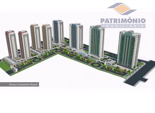 Apartamento residencial à venda, Centro, Uberaba - AP0160.