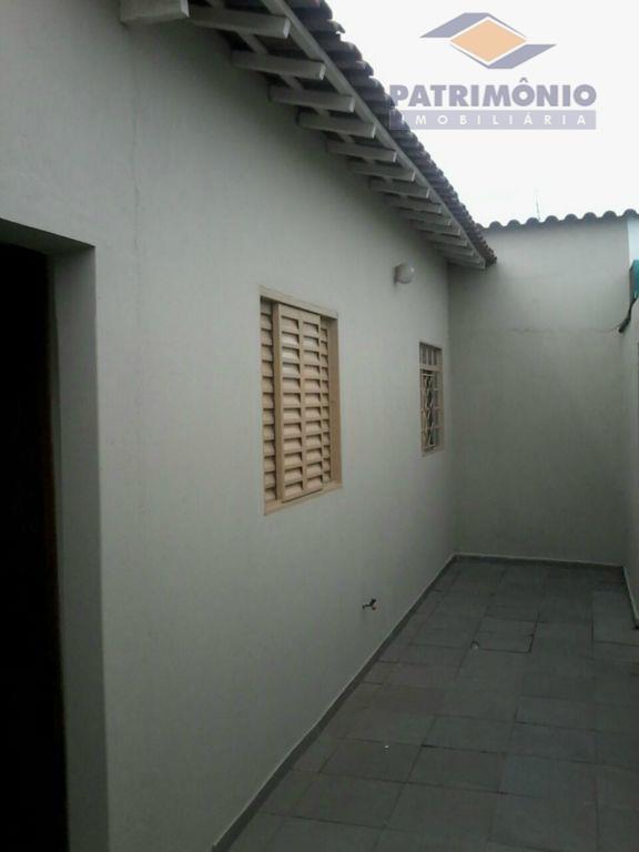 Casa residencial à venda, Parque Exposição, Uberaba.