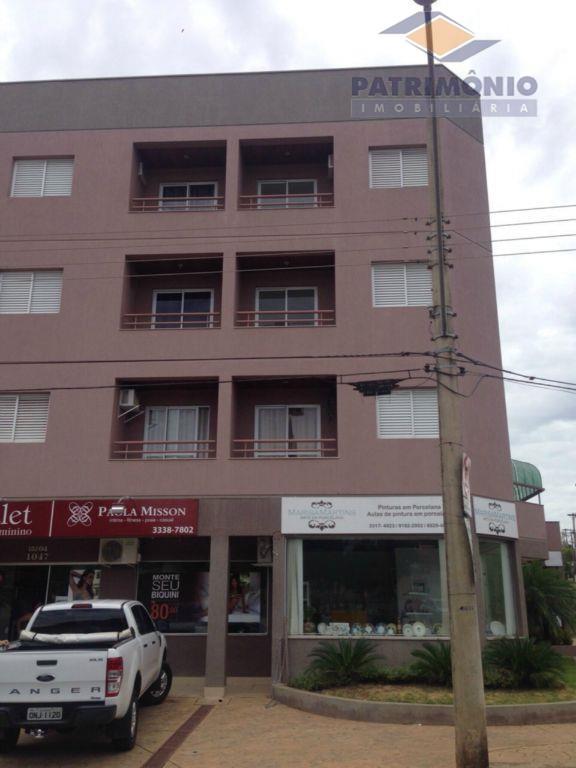 apartamento residencial-Uberaba-MG
