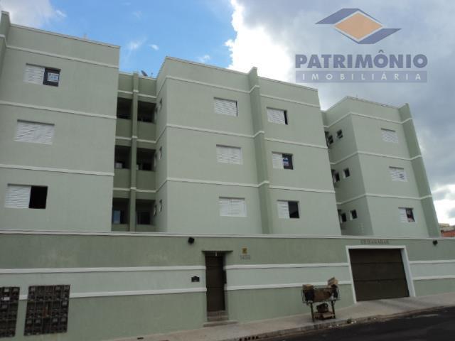 Apartamento residencial para locação, Santa Maria, Uberaba - AP0236.