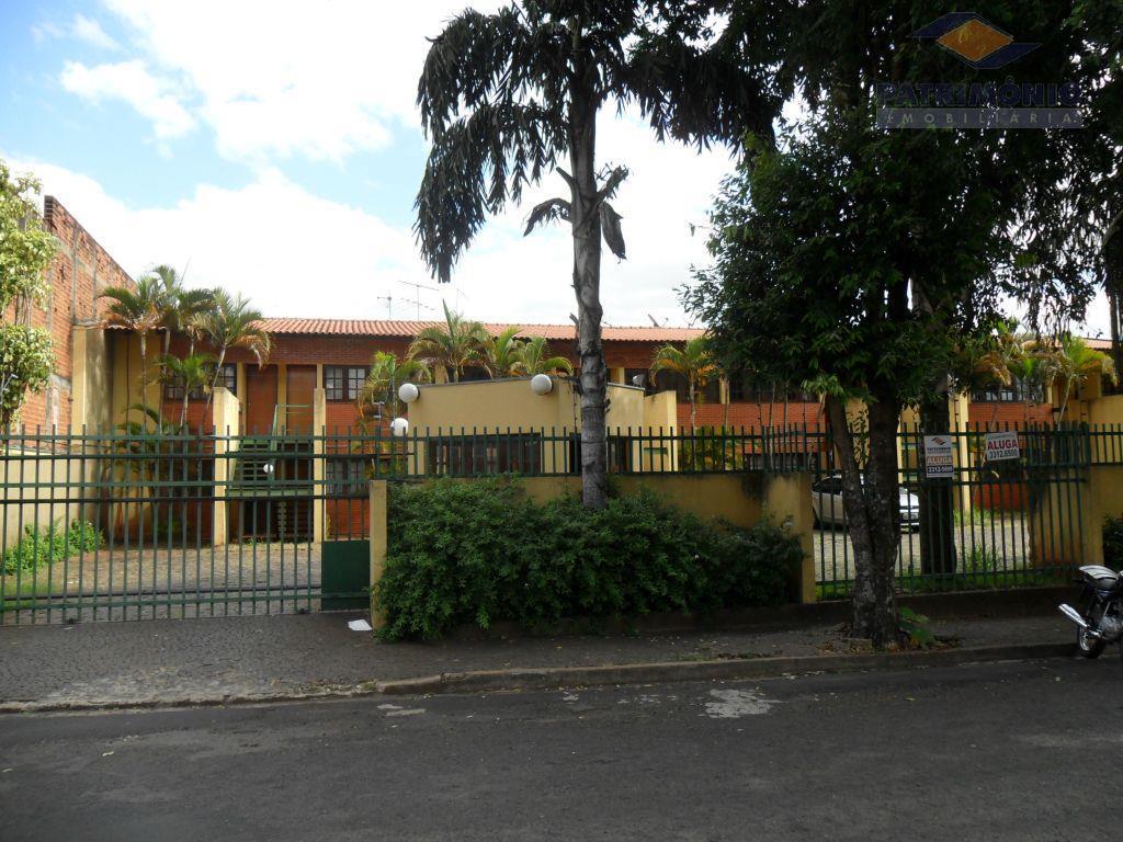 Apartamento  residencial para locação, Olinda, Uberaba.