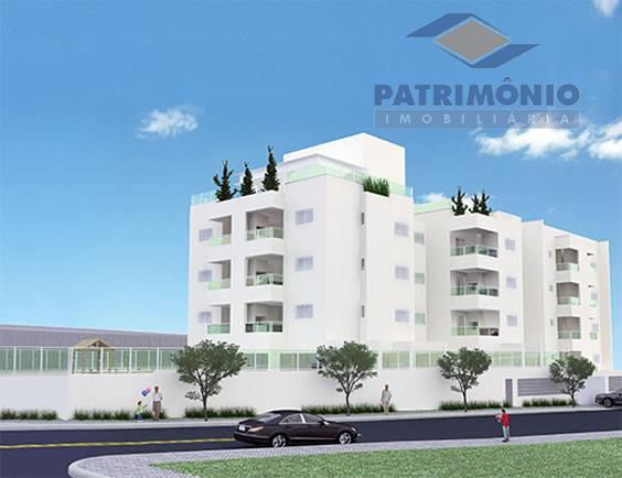 Apartamento residencial à venda, Estados Unidos, Uberaba - AP0309.