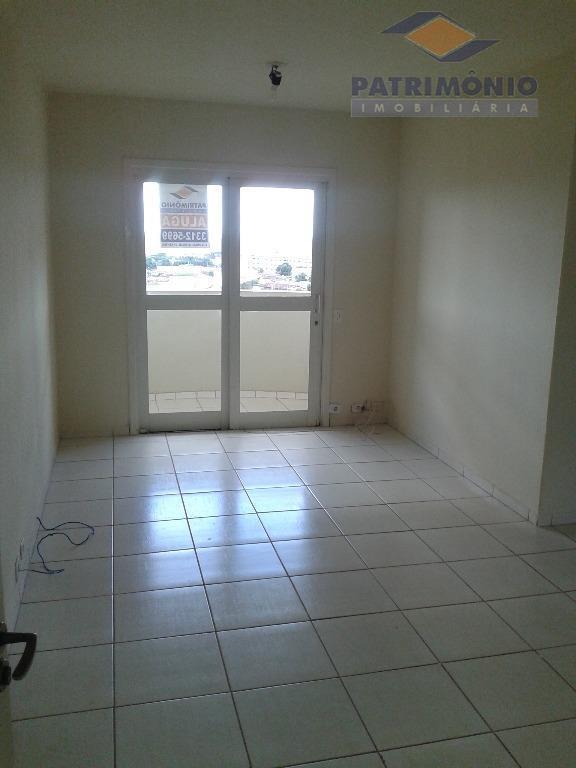 Apartamento residencial para venda e locação, Olinda, Uberaba - AP0384.