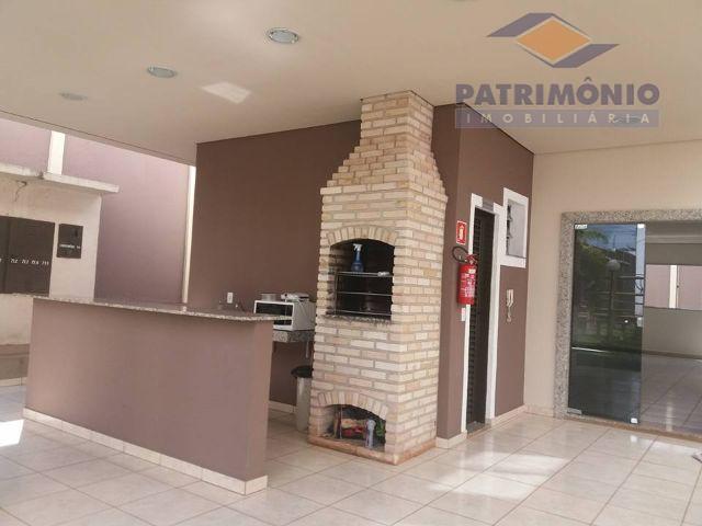 Apartamento residencial à venda, Bom Retiro, Uberaba.