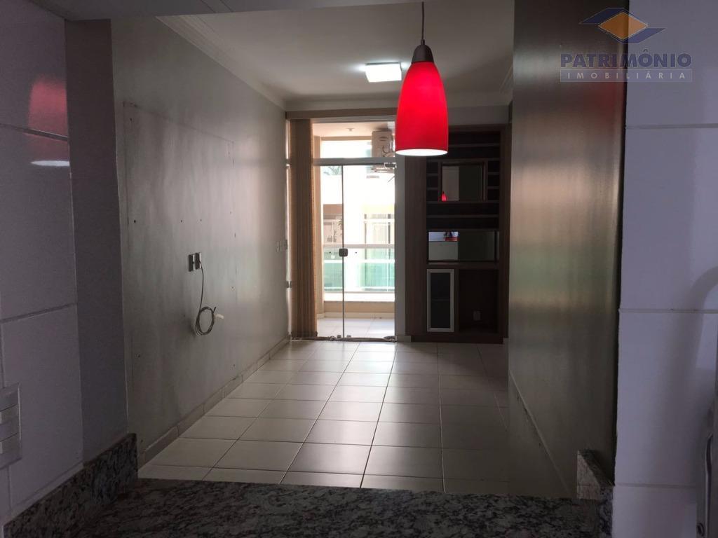 Apartamento residencial à venda, Fabrício, Uberaba - AP0508.
