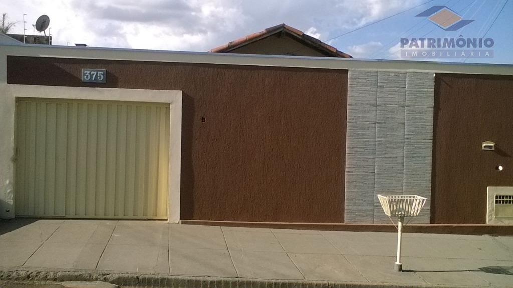 Casa residencial à venda, Conjunto Manoel Mendes, Uberaba - CA0287.