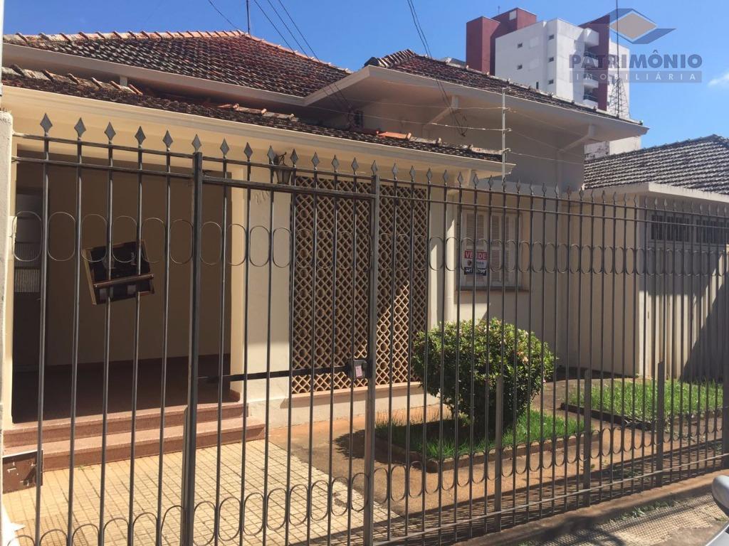Casa residencial para venda e locação, Nossa Senhora da Abadia, Uberaba - CA0304.