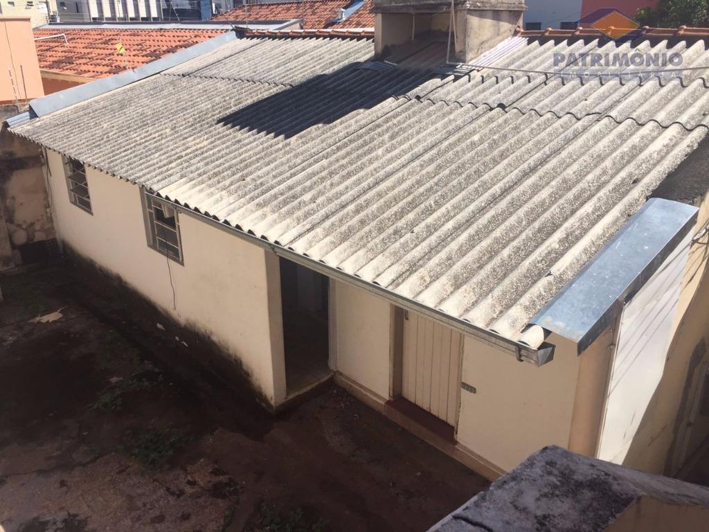 excelente casa com dupla aptidão residendial / comercial e ótima localização / próxima a uftm -...
