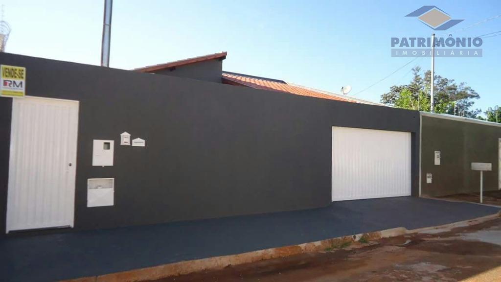 Casa residencial à venda, Residencial Palmeiras, Uberaba.