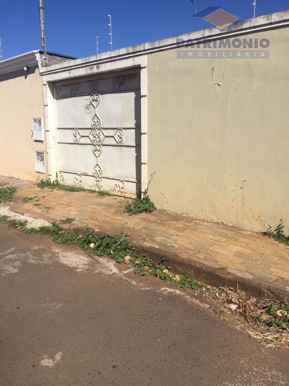 Terreno residencial à venda, Conjunto Umuarama, Uberaba.