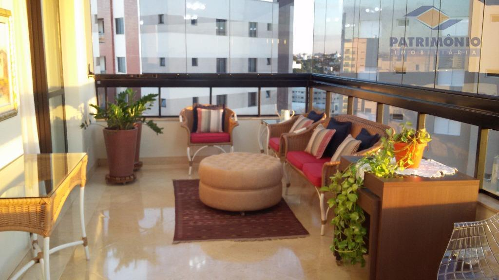 Apartamento residencial à venda, Jardim Alexandre Campos, Uberaba.