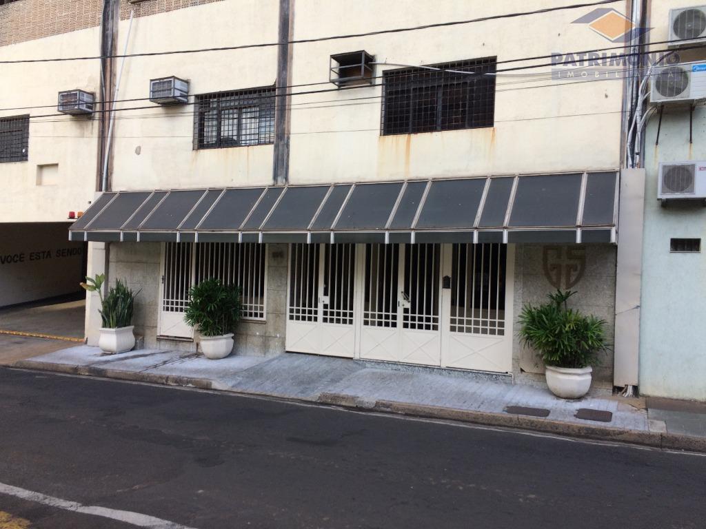 Apartamento residencial para locação, Centro, Uberaba - AP0594.
