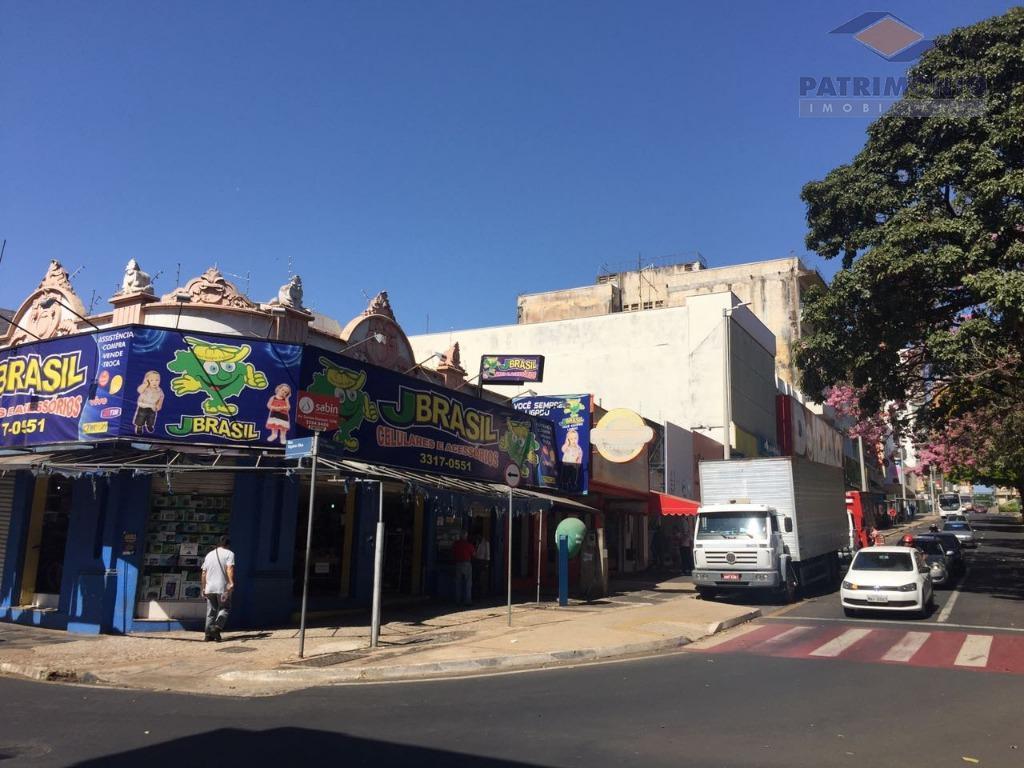 Casa comercial para venda e locação, Centro, Uberaba - CA0345.