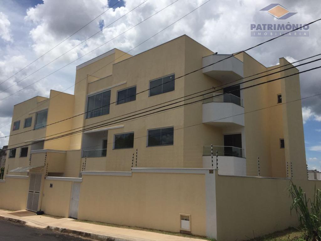 Apartamento residencial para venda e locação, Boa Vista, Uberaba.