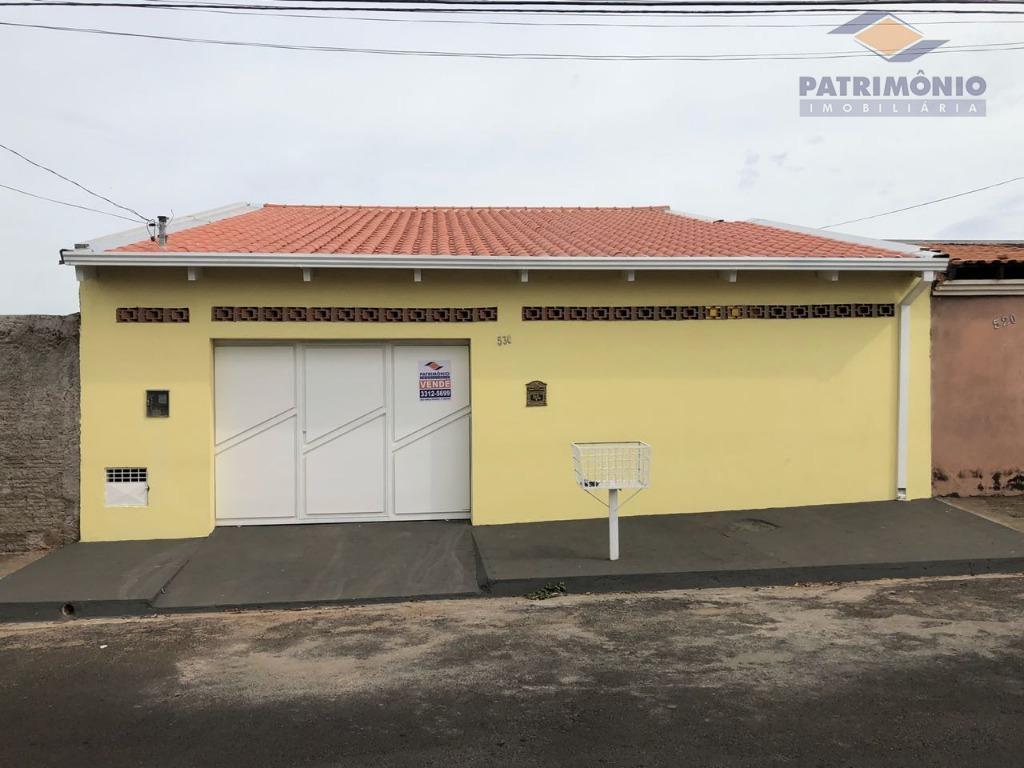 Casa com 3 dormitórios à venda, 90 m² por R$ 160.000  Rua Munir Facure, 530 - Alfredo Freire II - Uberaba/MG