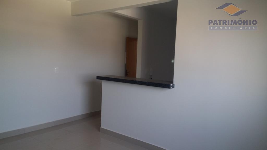 Apartamento residencial à venda, Santa Maria, Uberaba.