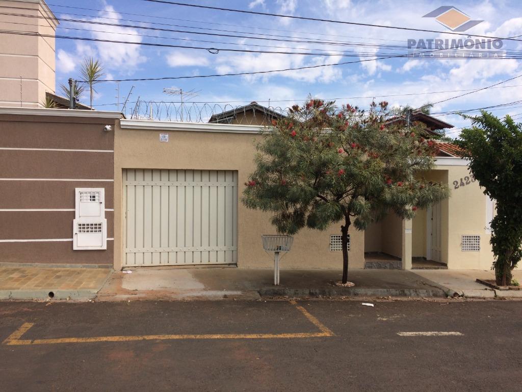 Casa residencial para locação, Olinda, Uberaba - CA0087.