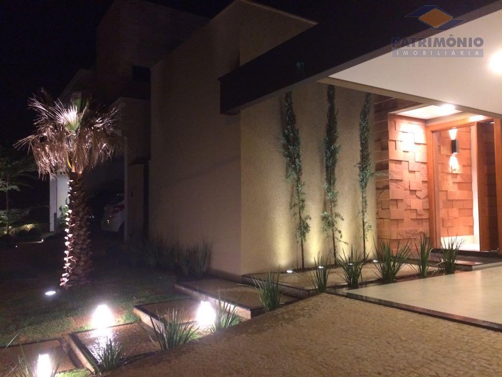 Casa residencial à venda, Damha II, Uberaba - CA0320.