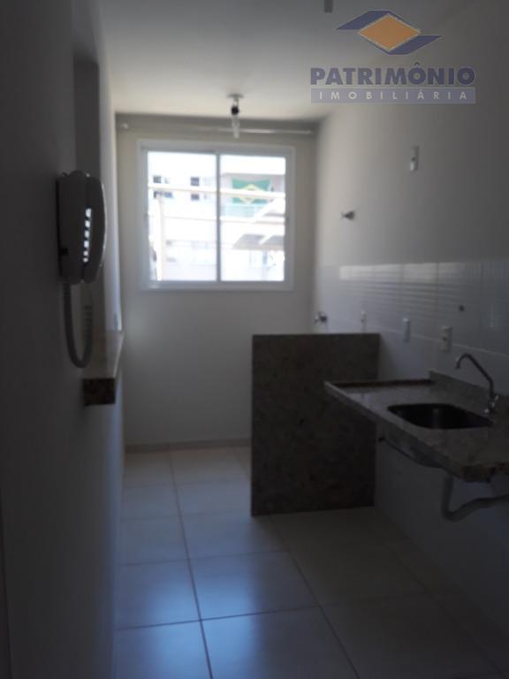 Apartamento residencial para venda e locação, Conjunto Frei Eugênio, Uberaba - AP0815.
