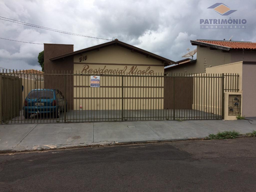 Flat residencial para locação, Olinda, Uberaba - FL0005.