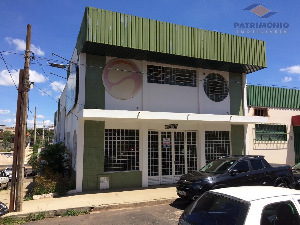 Galpão para alugar, 105 m² por R$ 1.400/mês - Bom Retiro - Uberaba/MG