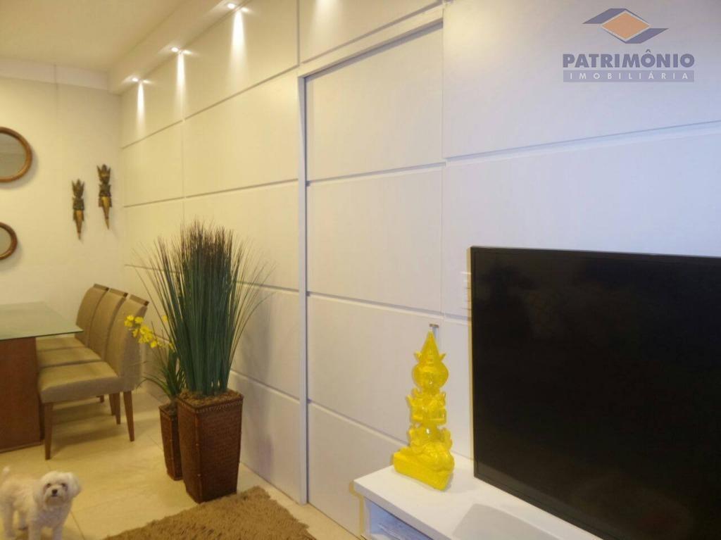 Apartamento com 2 dormitórios à venda, 72 m² por R$ 340.000 - Nossa Senhora da Abadia - Uberaba/MG
