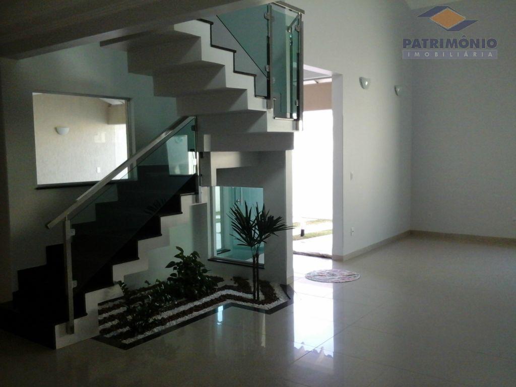 Casa residencial à venda, Jardim do Lago, Uberaba - CA0075.