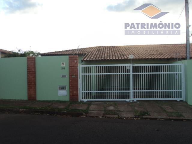Casa residencial para locação, Vila Celeste, Uberaba.