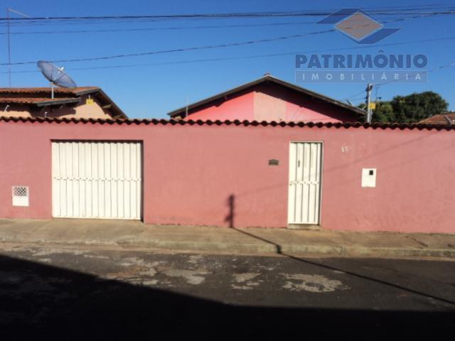 Casa residencial para venda e locação, Jardim Espírito Santo, Uberaba - CA0063.