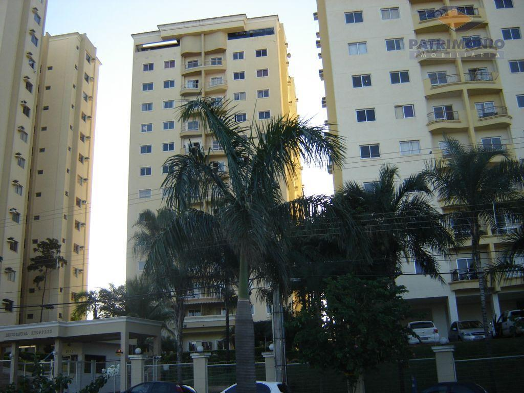 Apartamento residencial à venda, Santa Maria, Uberaba - AP0040.