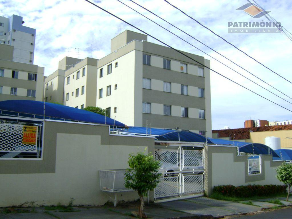 Apartamento residencial à venda, Fabrício, Uberaba - AP0074.