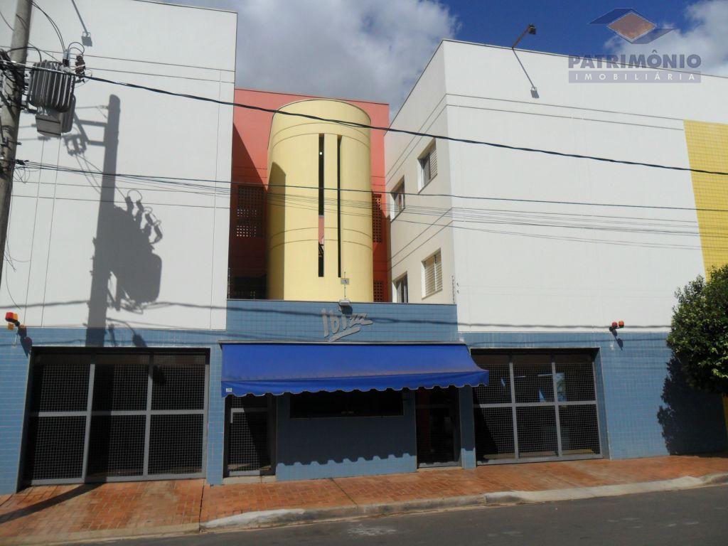 Apartamento residencial à venda, Santa Maria, Uberaba - AP0034.