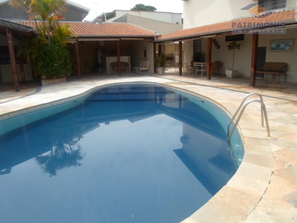 Casa residencial à venda, Vila Olímpica, Uberaba - CA0038.