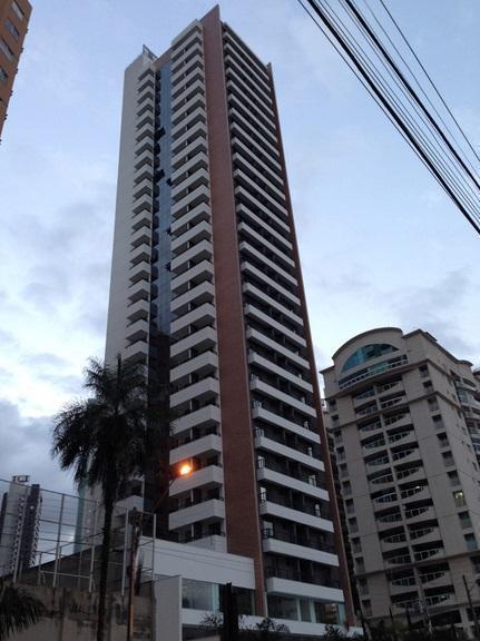Flat  Essenciale Style, Jardim Goiás, Goiânia.